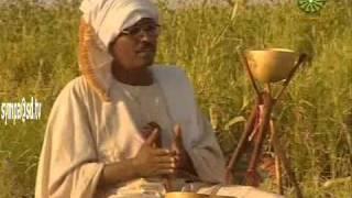 الشاعران آدم ود سند وعبدالله إدريس