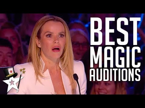 All Magicians on Britain's Got Talent 2018 | Got Talent Global (видео)