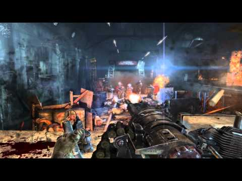 Metro: Last Light – Faction Pack DLC trailer