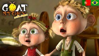 Uma Fazenda Maluca 2 - Queijo de Cabra - Filme animado português dublado completo (HD) -  de família