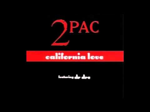 2Pac - California Love (Acapella)
