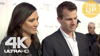 Jonathan Nolan and Lisa Joy interview at Westworld season 2 premiere – Tribeca Film Festival