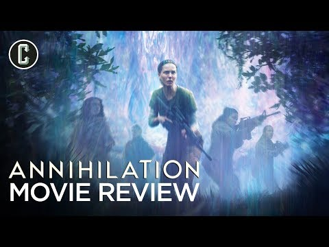 Annihilation Movie Review - Is the Challenging Watch Worth It?