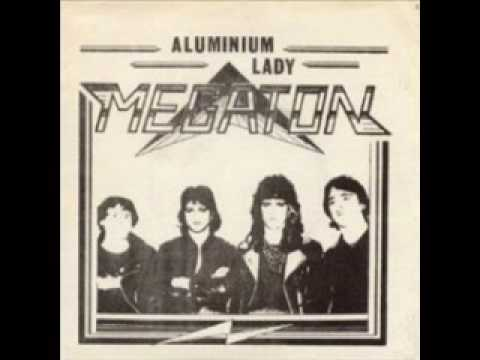 Megaton - Aluminium Lady online metal music video by MEGATON