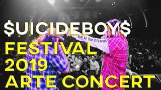 $UICIDEBOY$ – Killing 2 Birds With 22 Stones  Festival 2019 – ARTE Concert