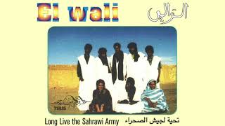 El Wali - Long Live the Sahrawi Army (تحية لجيش الصحراء) (from Tiris)