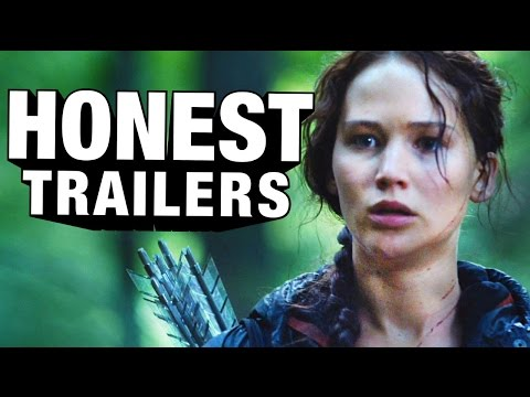 Honest Trailers - The Hunger Games