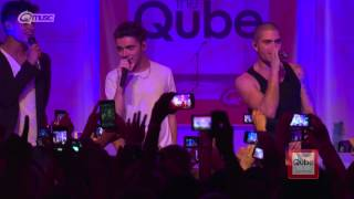 The Wanted - Walks Like Rihanna (live @ the Qube)