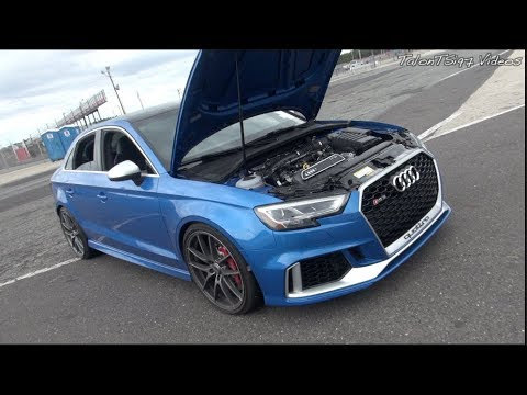 Tuned Audi RS3 Dig Racing GT-R, M4, TT-RS