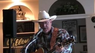 "Country Bob Yates sings ""Step Aside"""