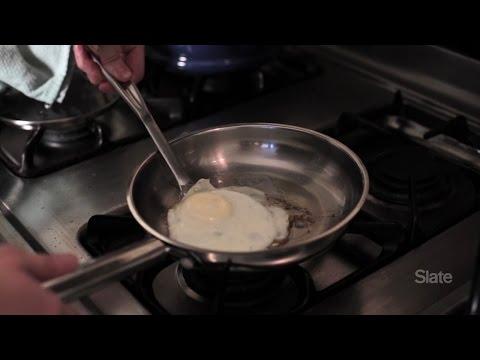 Ο καλύτερο τρόπος για να τηγανίσεις ένα αυγό