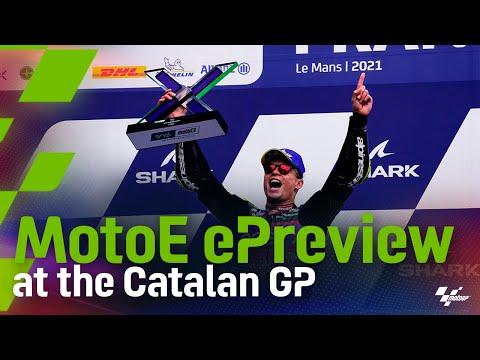 MotoE 2021 カタルニアGP プレビュー動画