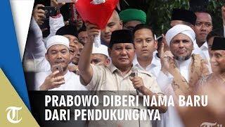 Prabowo Diberi Nama Baru dari Para Pendukungnya saat Acara Syukuran Kemenangan