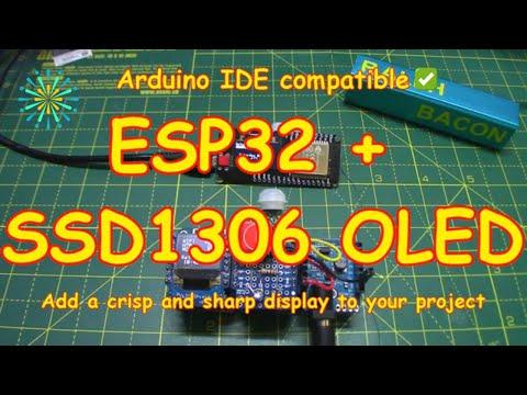 ArduCAM ESP32 UNO WiFi Camera Demo Tutorial 2018 - смотреть