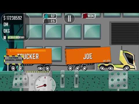 Trucker Joe brings steel to the pipe mill