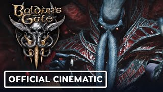 Baldur's Gate 3 - Official Opening Cinematic in 4K