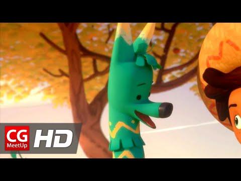 """CGI Animated Shorts HD: """"Hola Llamigo"""" by Charlie Parisi and Christina Chang"""