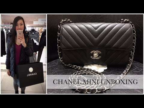 f87436299d491e Chanel Rectangular Mini Unboxing | Aimee Jo - Aimee Jo