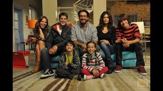 Picture of a TV show: Los Protegidos