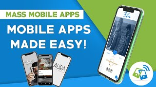 Mass Mobile Apps - Video - 3