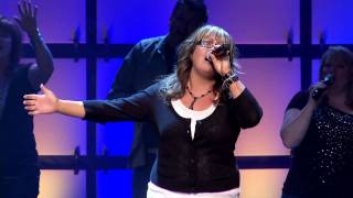 """Danielle Cetani singing """"Healing is in your Hands"""" by Christy Nockels"""