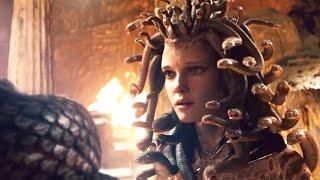 Fight Against Monster Medusa - Clash Of The Titans Clip (2010)