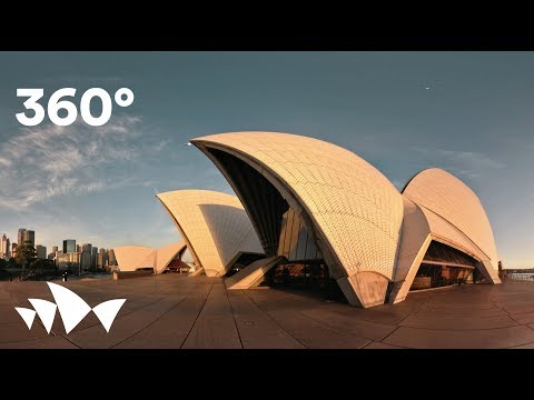 Google's Cultural Institute Sends Street View Inside The Sydney Opera House