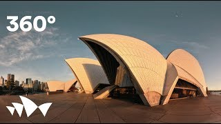 Sydney Opera House 360° Experience featuring soprano Nicole Car and the Sydney Symphony Orchestra