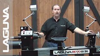 REVO 1836 Lathe Setup - Adjustments And Fine Tuning - Part 15