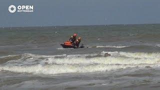OPEN Rotterdam op bezoek bij de strandwacht