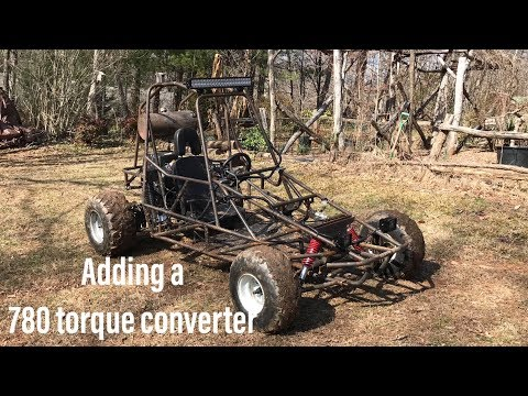 Download Finishing The Two Speed 670 Off Road Go Kart