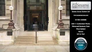 ACCESS FOR ALL @ The Institution of Civil Engineers
