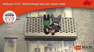 James Cooke geeft startschot voor De WienerbergerWall wedstrijd