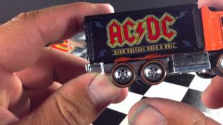 Hot Wheels AC/DC Hiway Hauler Pop Culture 2013