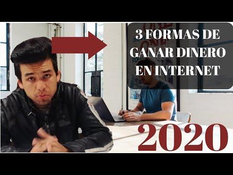 3 FORMAS DE GANAR DINERO EN INTERNET - ISAAC REINALDO