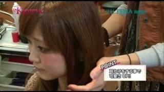 《モテ髪アレンジ》可愛い前髪が素早くカンタンにつくれる☆ - YouTube