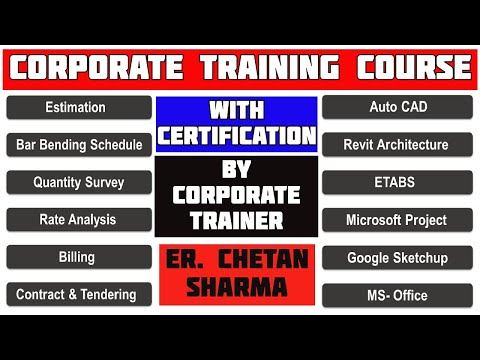 Civil Engineering Training Course, Online with Certification for ...