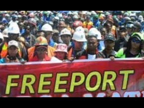 Esklusif!! Freeport Bantah Kesepakatan Divestasi Saham   Berita terbaru