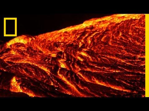 Hawaii's Lava Flow Is a Mesmerizing Force   Short Film Showcase thumbnail