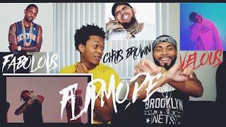 Fabolous, Velous, Chris Brown   Flipmode | FVO Reaction