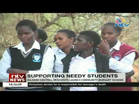 Kajiado Central residents launch community bursary scheme