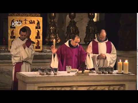 Vêpres et Eucharistie du 21 février 2015