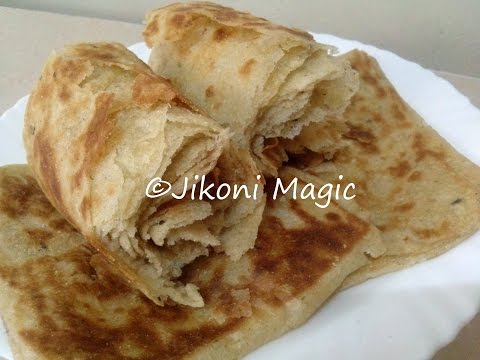 How to Make Soft Chapatis Full of Layers (Moroccan Msemen Inspired) – Jikoni Magic
