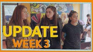 UPDATE WEEK 3 | BRUGKLAS S8
