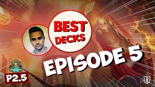 « Best Decks » - Épisode 5 : les meilleurs decks du ladder