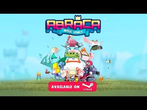 ABRACA - Imagic Games: Announcement Trailer thumbnail