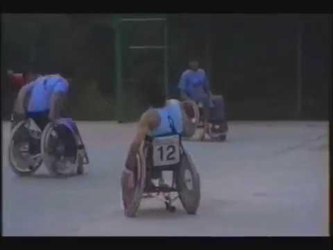 1a Manifestazione Sportiva per portatori di Handicap - Giugno 1991