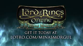 Minas Morgul Expansion Trailer - The Lord of the Rings Online