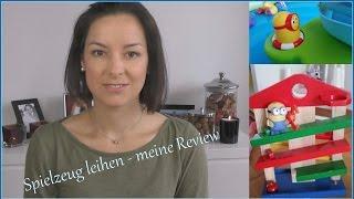 Spielzeug ausleihen über meine Spielzeugkiste | Review | gabelschereblog