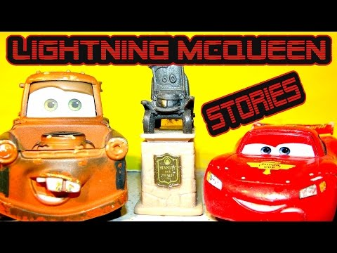 Pixar Cars All About Lightning With Mater And A Sponser For Stanley From Cars Comics Treasury
